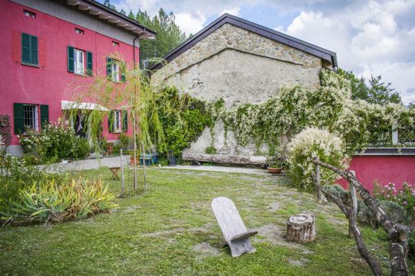 bed and breakfast Casa Boniceto di Albareto casa