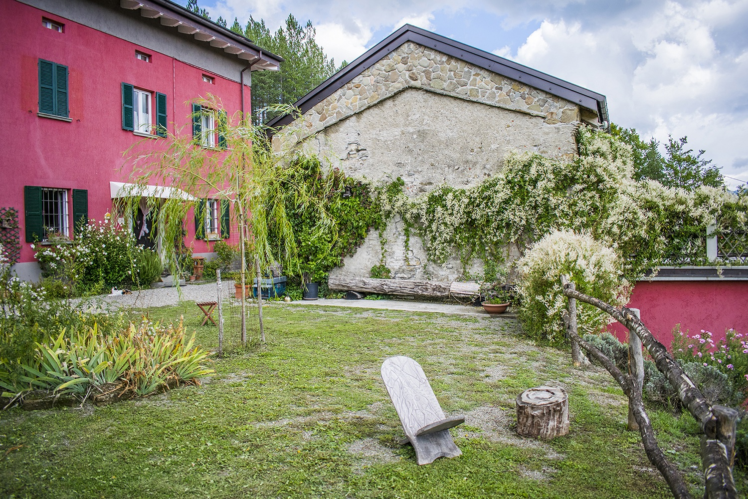 bed and breakfast Casa Boniceto di Albareto casa