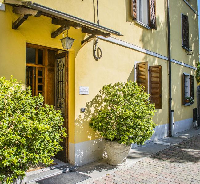 rooms and breakfast Sant'Antonio di Gramignazzo di Sissa Parma