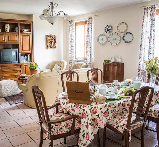 Bed and breakfast La Casa di Irene di Bardi