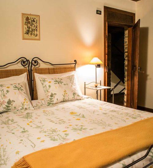 bed and breakfast Cà del Lupo ai Bergazzi camera raggio di sole