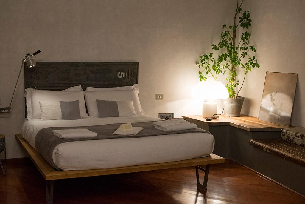 camera New York del bed and breakfast Fuordarno Firenze